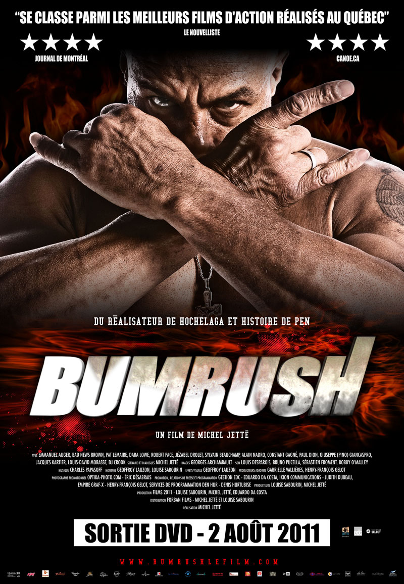 [DF] Bumrush [DVDRiP]